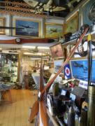 Wellington-Aviation-Museum-interior